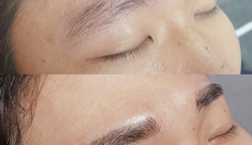 美を求める国ー韓国で眉アートメイク