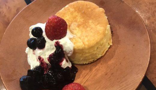 私流❤️幸せのパンケーキ