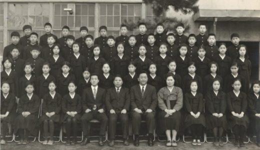 """1枚のモノクロ写真ー """"1972春・卒業"""""""