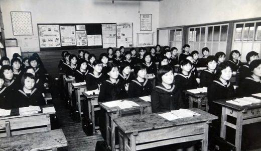 【東京朝高】アーカイブ写真⑩-民族教育の一大高揚期