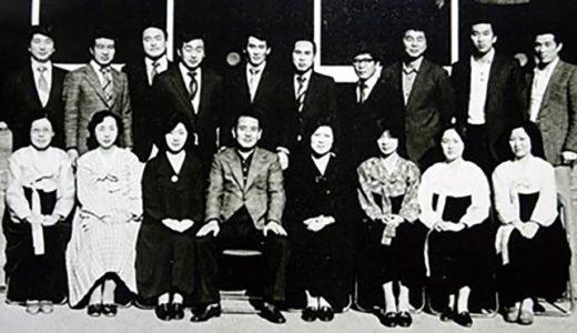 【東京朝高】アーカイブ写真⑰-これからも民族教育の担い手として
