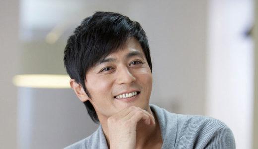 韓流の銀幕スター⑳-チャン・ドンゴン