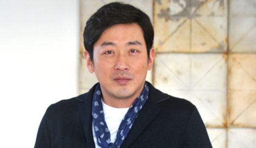 韓流の銀幕スター⑮-ハ・ジョンウ