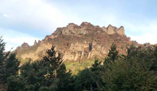 秋の妙義山 中間道・石門めぐり