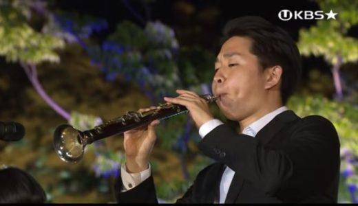 今夜、韓国国楽団と協演デビュー