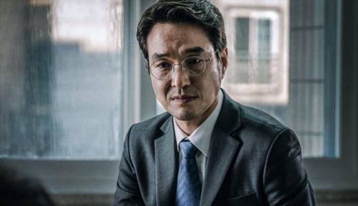 韓流の銀幕スター㉑-ハン・ソッキュ