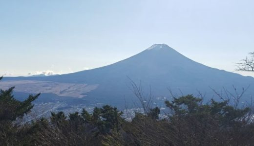 『山歩日記』三つ峠