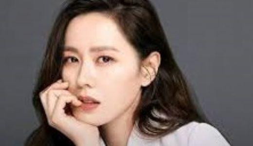 韓流の銀幕スター⑤-ソン・イェジン