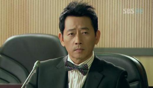 韓流の銀幕スター㉒-チョン・グァンリョル