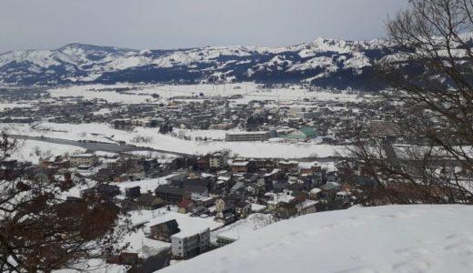 冬の坂戸山へいざ!