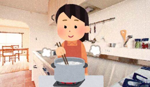 私のキッチンアイテム