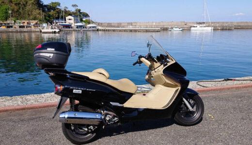 海を観たくてバイクでツーリング