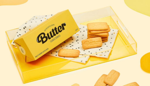 「Butter」BTS(防弾少年団)