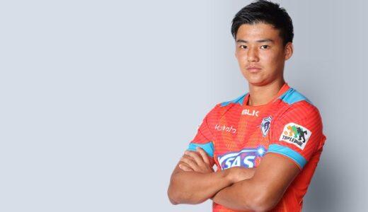 金秀隆選手がジャパンラグビー トップリーグ2021新人賞を受賞