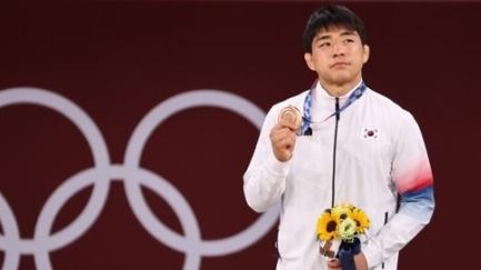 在日の代表で銅メダル獲得