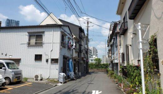 街ぶら探訪~母校の周辺を訪ねる―枝川