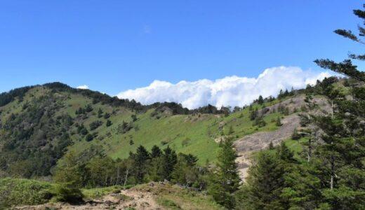 燕岳登山への特訓始めました