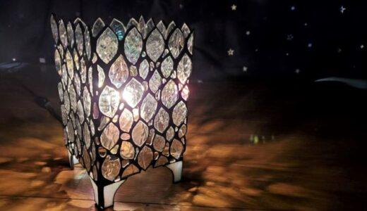 灯籠型のランプ