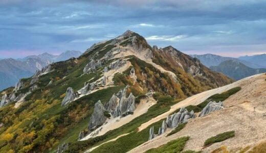 【投稿】念願の燕岳登山